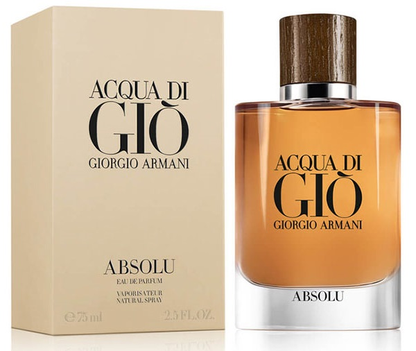 Giorgio Armani Acqua di Gio Absolu, 75ml, Parfémovaná voda