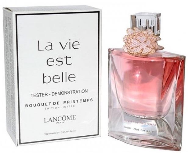 Lancome La Vie Est Belle Bouquet de Printemps, 50ml, Parfémovaná voda - Tester