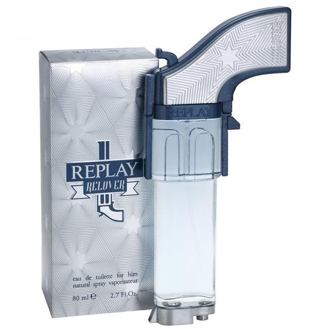Replay Relover, 80ml, Toaletní voda