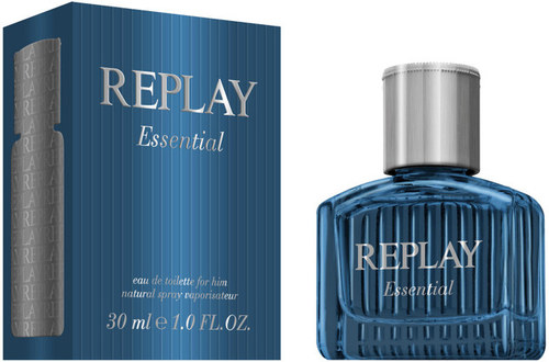Replay Essential for Him, 30ml, Toaletní voda