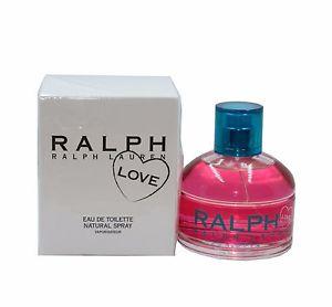 Ralph Lauren Ralph Love, 100ml, Toaletní voda - Tester