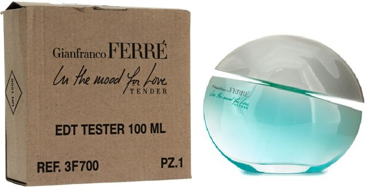 Gianfranco Ferre In the Mood for Love Tender, 100ml, Toaletní voda - Tester