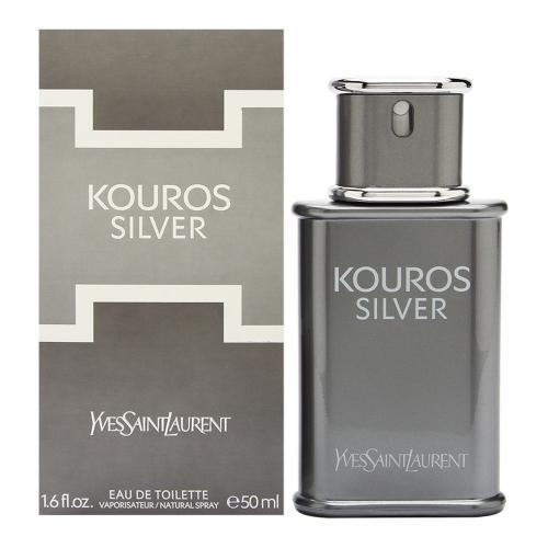 842fbe1cfb Yves Saint Laurent Kouros Silver